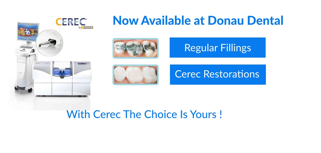 Cerec at Donau Dental